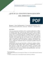 La Constitucionalización del Derecho  - Miguel Carbonell.pdf