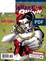 Harley Quinn Annual Exclusive Preview