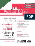 Revista Especial Análisis de la Realidad Nacional No.10
