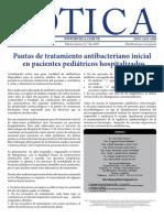 Revista Botica número 16