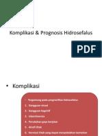 Komplikasi & Prognosis Hidrosefalus