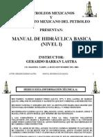 HIDRAULICA BASICA