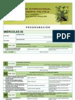 VI Coloquio Internacional de Filosofía política - Lima, Perú - 5, 6 y 7 de noviembre, 2014
