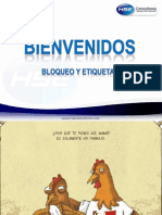 BLOQUEO & ETIQUETADO.ppt