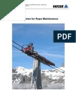 wire Rope Maintenance En