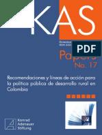 Recomendaciones politica desarrollo rural KAS.pdf