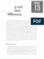 testing  individual differences review packet