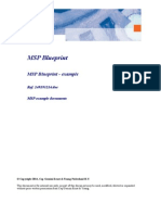 Msp Blueprint