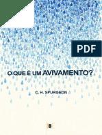 O QUE É UM AVIVAMENTO. C. SPURGEON..pdf
