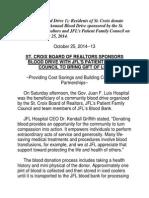 JFL Press Release October 25 2014 -- 13