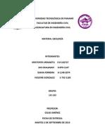 UNIVERSIDAD TECNOLÓGICA DE PANAMÁ laboratorio 3 geologia.docx