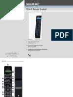 Daljinski upravljač SilverCrest SFB 10.1 A1 korisničke upute.pdf