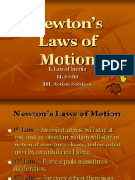 newtons laws of motionwebsite
