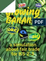 Growing Bananas