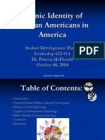 ethnic identity of african americans in america