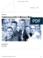 Cyber Security Money Men