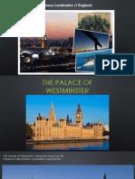 Hystorical Landmark [Palace of Westminster].pptx