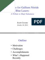 Scott Corzine Powerpoint