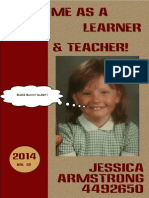 jessica armstrong me as a learner