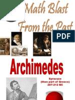Archemedis