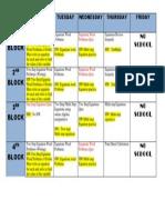 week of 10-27-14 weebly