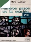LUSTIGER, Jean Marie - Primeros pasos en la oracion - Paulinas, 1988.pdf