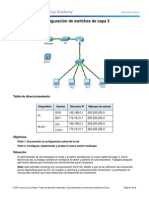 5.3.3.5 Packet Tracer - Configure Layer 3 Switches Instructions.docx