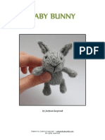 Baby Bunny Knitted