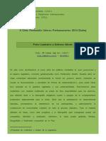 Programa Poder Legislativo y Gobierno Abierto - IFG 2014 (Salta)