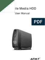ATMT Mobile Media HDD (model H855)