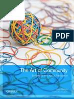 Praise for the Art of Community