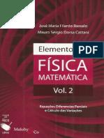 Elementos de Física Matemática - 1ª Ed. - Vol. 2.pdf