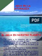 elaguaenlanaturaleza-110621140921-phpapp02.ppt