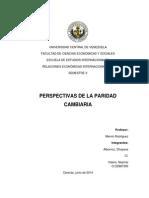 PERSPECTIVAS DE LA PARIDAD CAMBIARIA.docx