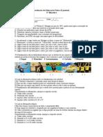 Avaliação de Educação Física 7,8 e 9.doc