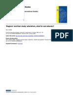 Region and regionalism  - Fawn, R. 2009.pdf