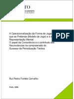 Monografia Rui Carvalho (2006) - Operacionalização de Um Jogar.pdf