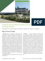 Valuacion de Inmuebles en Zonas Sismicas.pdf