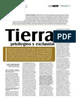 TIERRA Priviegios y Exclusion.pdf