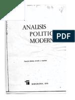 2da Sesión - Análisis político moderno.pdf