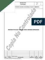 torque en uniones bridadas.pdf