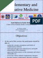 Complementary Medicine 1.Keskom