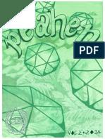 Peahen Magazine (Vol. II, 2014)