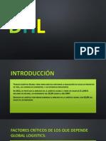 Dhl, en español.pptx