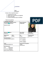 Trainer Application Form (2013) v20131211