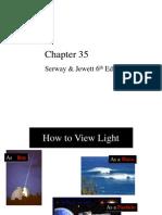 chapter35 Naturaleza Luz Óptica Geom Ed 6 Ser Jew.ppt
