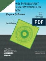 Ecuaciones Diferenciales - 4ta Ed. - William Boyce & Richard Diprima