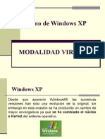 Entorno de Windows XP