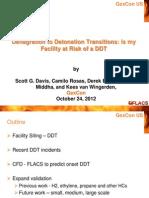 Gexcon DDT Scotts Presentation