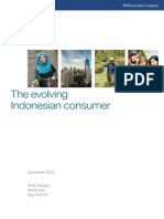 Indonesia Consumer Report 2014